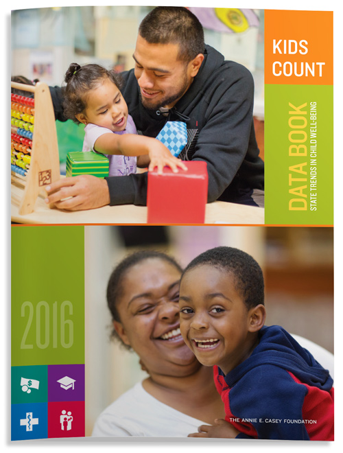 The 2016 KIDS COUNT Data Book