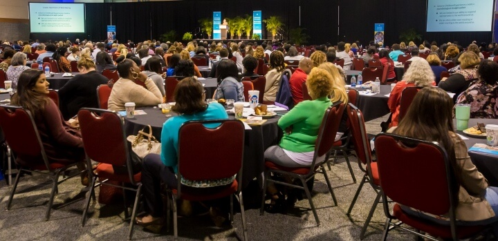 Prevention Conference 2017 crowd
