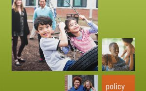 Annie E. Casey, Every Kid Needs a Family policy report cover