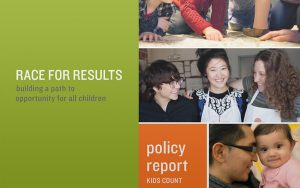 Annie E. Casey, Race for Results policy report cover