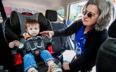 Car Seat Check-child