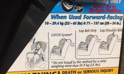 Updates To South Carolinas Child Passenger Safety Law