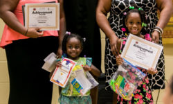 SFP Graduates small kids