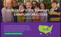 FRIENDS 2018 State Summary for CBCAP