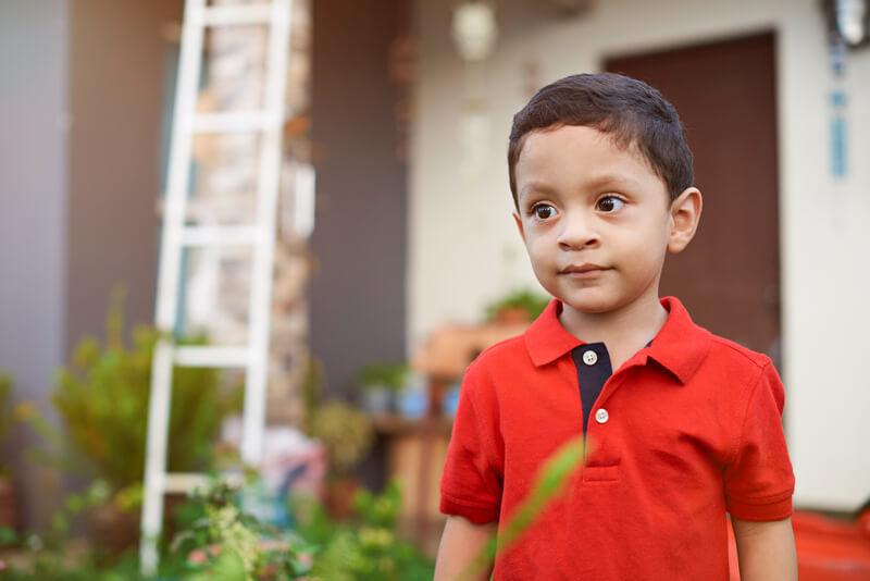 Curious-little-latino-boy-kid