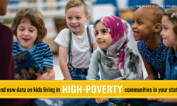Annie E. Casey Foundation High Poverty Data Snapshot