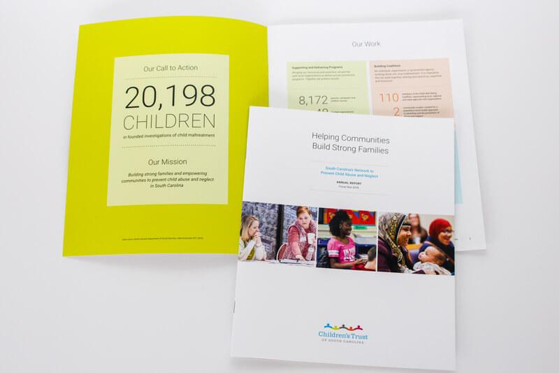 Annual Report 2018 spread