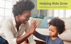 Helping Kids Grow brochure