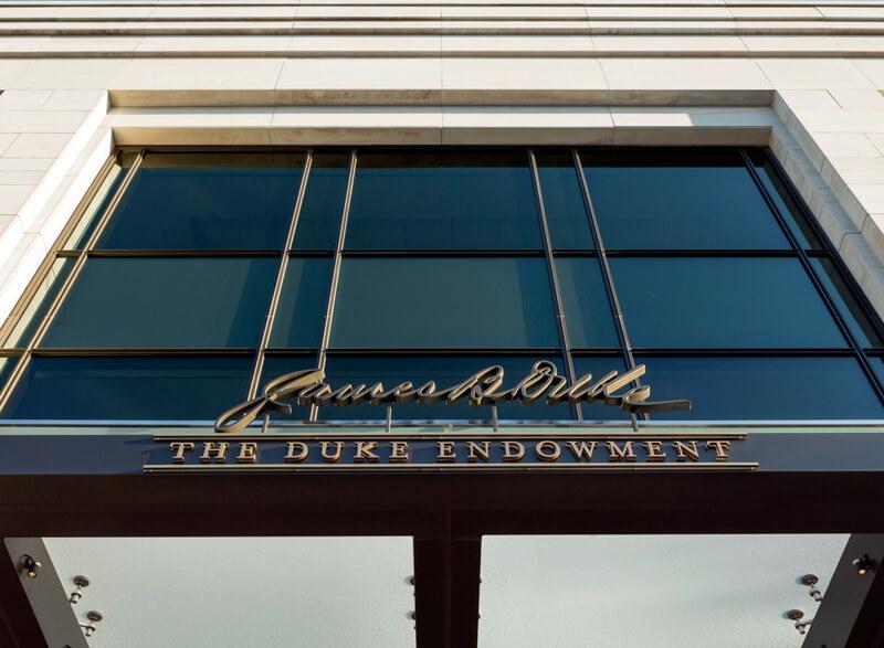 Duke-Endowment-Building