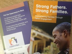 A Father's Place brochure
