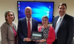 Elizabeth Gressette Receives Yezbak Award