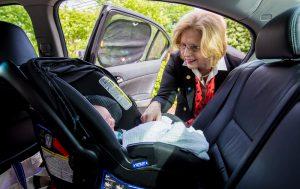 Katrina-Shealy-car-seat-check-with-baby