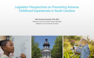 Legislative Perspectives on Preventing ACEs in SC