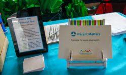 Parent Matters card