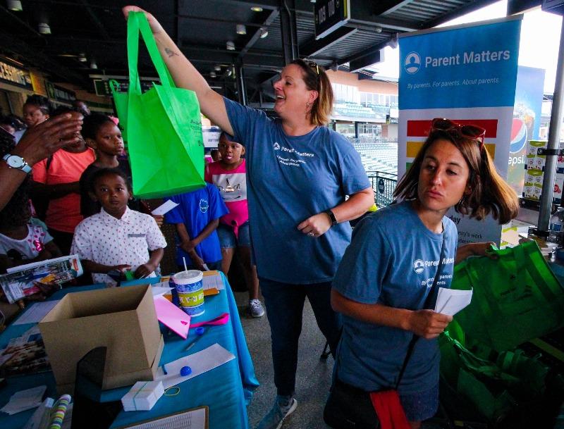 Parent Matters Event - Bags