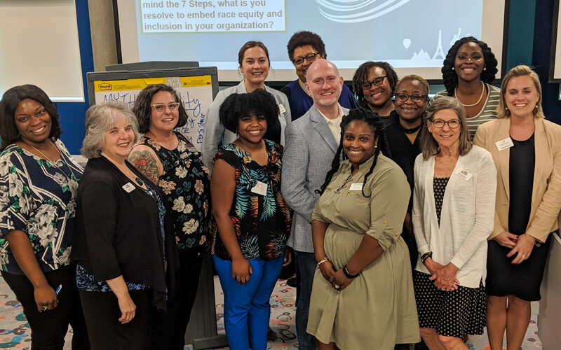 Race Equity and Inclusion learning collaborative