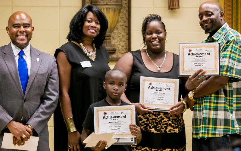 SFP family graduation