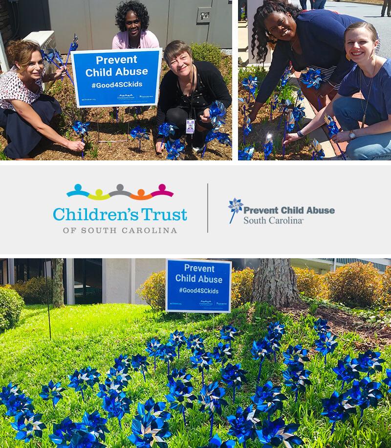 PCA SC Prevention Partner collage