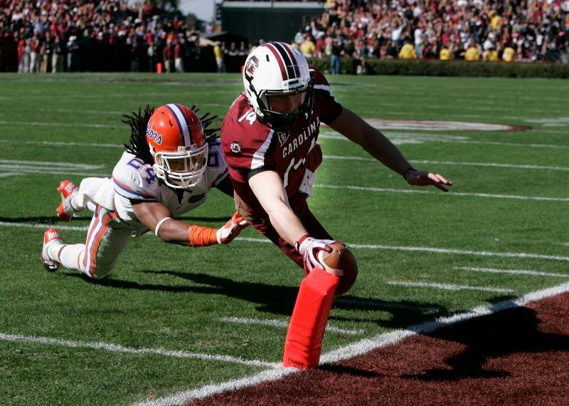 Connor Shaw touchdown