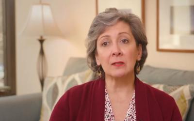 Sue Williams, Children's Trust CEO