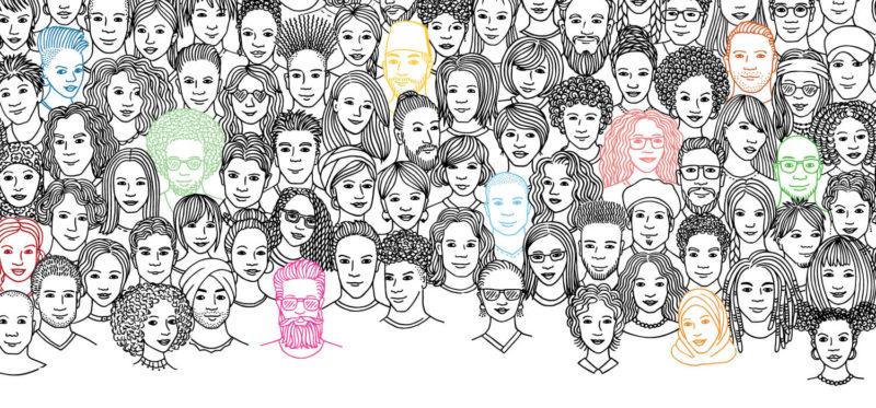 Urban Institute Census artwork