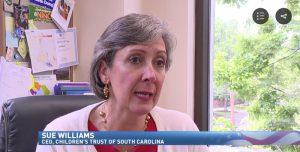 Sue Williams interviewed by WACh Fox