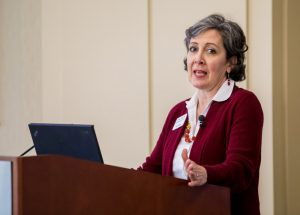 Williams Speaks at Child Well-Being Coalition